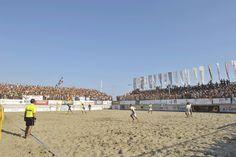 #SerieAEnel: #BeachArena esaurita in ogni ordine di posto per la finale