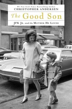 The good son : JFK Jr. and the mother he loved by Christopher Andersen.  Click the cover image to check out or request the biographies and memoirs kindle