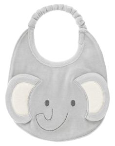 Velour Elephant Bib at Gymboree (Gymboree Cute Outfits For Kids, Toddler Outfits, Cute Kids, Baby Shop, Business Baby, Nursery Accessories, Baby Boy Quilts, Baby Swimming, Baby Boy Fashion