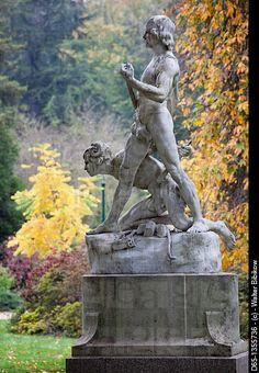 Nancy - Parc de la Pepinière - Meurthe-et-Moselle dept. - Lorraine région, France