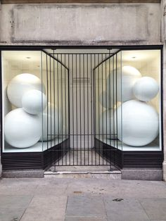 DOVER STREET MARKET – HAYMARKET - You could sell anything behind this storefront.