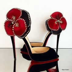 So Cheap!! $115 Christian Louboutin Shoes #Christian #Louboutin #Shoes discount site!!Check it out!! Christian Louboutin Shoes, CL Boots, Red Bottom Shoes, Red High Heels