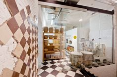 Stationary partitions in bakery