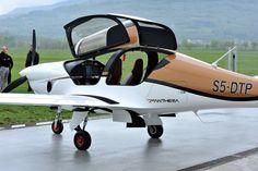 Novo avião elétrico é o xodó de empresa eslovena