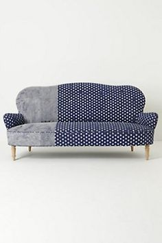 oh to be able to upholster!!! i love the mix of fabrics