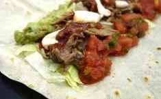 Vehnätortillat by Mättömestari. Guacamole, Tacos, Mexican, Ethnic Recipes, Food, Essen, Meals, Yemek, Mexicans