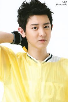 Chanyeol  ♡ #EXO ...And I thought that I couldn't love him anymore...