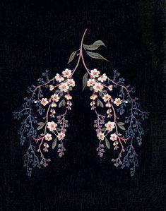 "somevelvetevenings: ""'Useless Magic' by Florence Welch "" Inspiration Art, Art Inspo, Cute Wallpapers, Wallpaper Backgrounds, Screen Wallpaper, Disney Phone Backgrounds, Medical Art, Anatomy Art, Anatomy Tattoo"