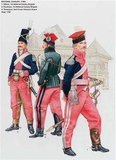Poland – Weapons and Warfare Military Art, Military History, Military Uniforms, Uniform Insignia, Frederick William, Battle Of Waterloo, Catherine The Great, Red Army, World War One