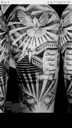Caring For A New Tattoo - Hot Tattoo Designs Dope Tattoos, Hand Tattoos, Rib Tattoos For Guys, Forarm Tattoos, Arm Sleeve Tattoos, Body Art Tattoos, Wrist Tattoo, Stairway To Heaven Tattoo, Family Tattoo Designs