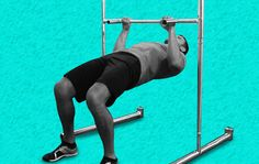 Row to Pullup | Men's Health