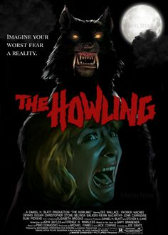 The Howling Horror Movie Werewolves Fan Made