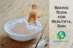 Baking Soda for Beautiful Skin