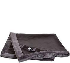 Berkshire Blanket Never-Lost Security Blanket
