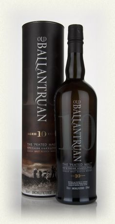Old Ballantruan 10 Year Old Whisky - Master of Malt