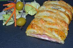 Un aperitivo genial y muy sencillo de hacer con jamón york y queso, ¿la probamos?