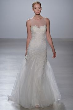 Amsale Spring 2016 Wedding Dress 9