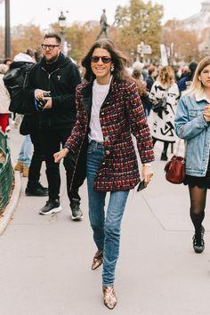 1356 mejores imágenes de Outfit Jeans en 2019  2ae7f2bbe425