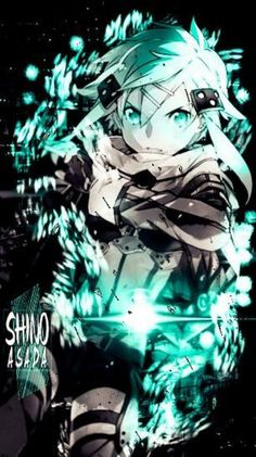Sword Art Online - GGO - Shino