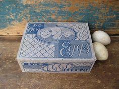 old paper egg box . 6stringbluesman
