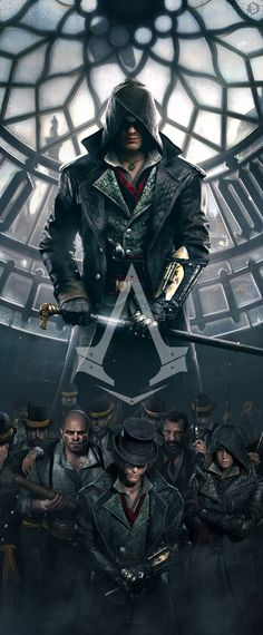 Assassin's Creed: Syndicate by KINDRAT13.deviantart.com on @DeviantArt