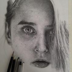 El nivel de dibujo de Monica Lee me ha dejado sin palabras. Al ver su obra me entenderéis.                     — MONICA LEEfb MONICA LEEinstagram   víaignant