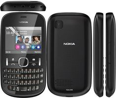 Nokia Asha 200 Full Specification , Review & Price