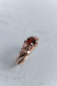 hey i found this really awesome etsy listing at httpswwwetsycomlisting2201917493pcs febuary birthstone garnet ring set vintage wedding - Garnet Wedding Rings