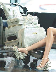 ae08c13116a Angelic Designer Luggage