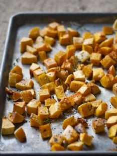 Barefoot Contessa - Recipes - Roasted Butternut Squash