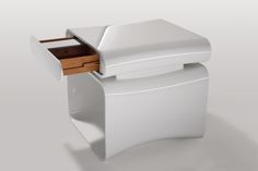 #Gesellenstück in #Mineralwerkstoff #LG-HiMacs Macs, Solid Surface, Furnitures, Container, Stone, Rock, Stones, Batu