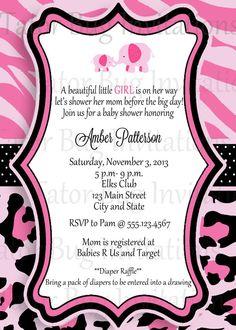 99af7f93351b4915eb118a65394dbced baby invitations invitation ideas insert card girls jungle baby shower bring a book a sassy,Girl Jungle Baby Shower Invitations