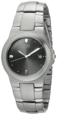 Citizen Mens BM0330-57H Eco-Drive Stainless Steel Watch