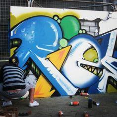 Graffiti challenge