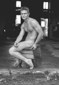 Artistic nude male models