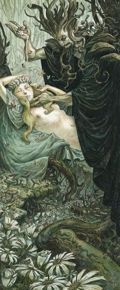 """A Midsummer Night's Dream"" by Roberto Ricci"