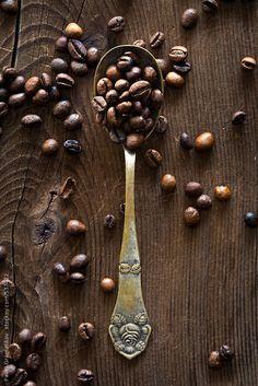 Beautiful, rich browns! Coffee Beans by PavelGr - Pavel Gramatikov | Stocksy United