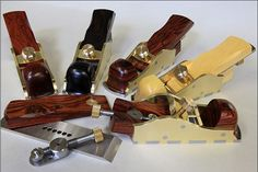 Have you seen these hand built Holtey planes - the quality is stunning. http://www.holteyplanes.com/
