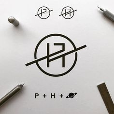 find singles trend/planet-hash-mark-planet-hash-mark-by-made-by-james-logo-inspiration/ people mannheim Design Visual, Graphisches Design, Layout Design, Neon Design, Floral Design, Inspiration Typographie, Inspiration Logo Design, Brand Identity Design, Brand Design