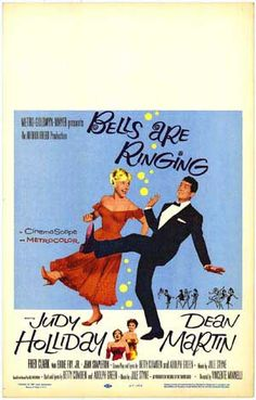 [ BELLS ARE RINGING   WINDOW CARD