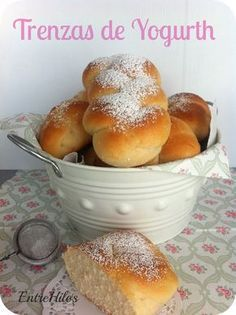 Cake Mix Cookie Recipes, Cake Mix Cookies, Dessert Recipes, Desserts, Mexican Sweet Breads, Bread Recipes, Cooking Recipes, Sweet Dough, Tasty