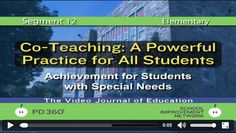 Great source for co-teaching tips