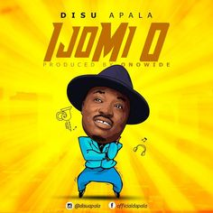 """Disu Apala is here with another Single titled """"Ijo Mio"""" After the successful release of his first official single of the year titled """"Ololufe"""".  He dishes out this """"Ijo Mio"""" On that shaku Shaku Street vibes with a new twist you have never heard before.  Have you ever Imagined Apala music genre being plunged into Shaku Shaku Tempo? Don't stress no more.   #[Music]DisuApala–IjoMio"""
