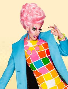 """Acid Betty Reflects On Her Time On 'RuPaul's Drag Race' Acid Betty was eliminated on the April 4 installment of """"RuPaul's Drag Race."""""""