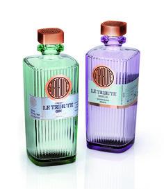 LE TRIBUTE — The Dieline - Branding & Packaging