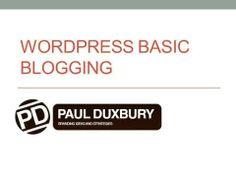 How to start a Blog with Wordpress  #blogging #wordpress