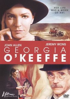 Rent Georgia O'Keeffe starring Joan Allen and Ed Begley Jr. on DVD and Blu-ray. Get unlimited DVD Movies & TV Shows delivered to your door with no late fees, ever. Joan Allen, Georgia O'keeffe, Good Movies To Watch, Great Movies, Love Movie, Movie Tv, Happy Movie, Period Drama Movies, Period Dramas