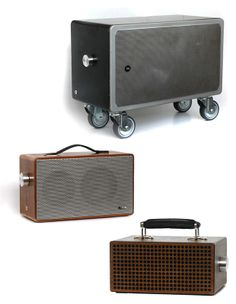 Add this item to your registry on registrylove.com - Tombox Speakers $240+ <3 from http://www.werd.com/category/tech/page/5/