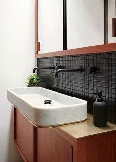 New Contemporary Bathroom Design Marble Ideas Contemporary Bathroom Designs, Modern Bathroom, Small Bathroom, Master Bathroom, Bathroom Vanities, Bathroom Marble, Washroom, Contemporary Design, Restroom Design