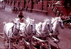 Scene from Ben Hur....a great movie